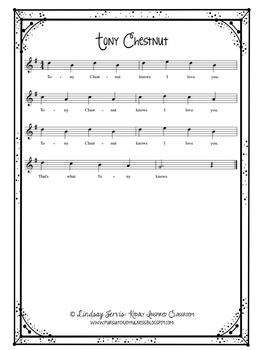 Kindergarten Music Lesson Plan {Day 11}