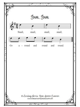 Kindergarten Music Lesson Plan {Day 13}