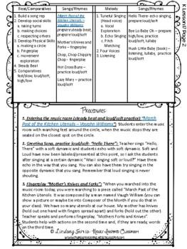 Kindergarten Music Lesson Plan {Day 17}