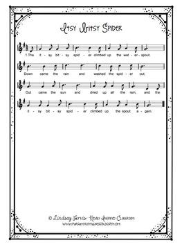 Kindergarten Music Lesson Plan {Day 20}