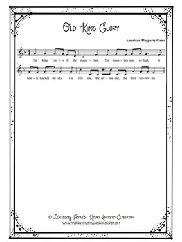 Kindergarten Music Lesson Plan {Day 23}