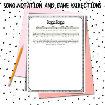 Music Lesson Plans for Kindergarten, Second Semester