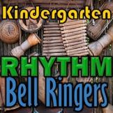 Rhythm for Kindergarten - Bell Ringers & Note Head Game - Elementary Music