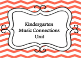 Kindergarten Music Units Bundle