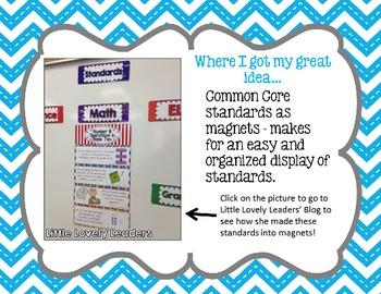 Kindergarten NC Social Studies Essential Standard Posters