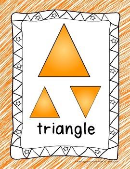 Kindergarten NEW Math TEKS: K.6ABCDEF: Complete Geometry 2D & 3D Shapes Bundle