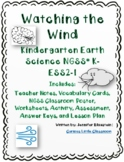 Kindergarten Earth Science -Anemometer