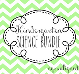 Kindergarten NGSS Science Bundle