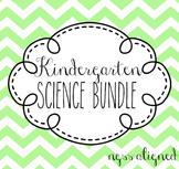 Kindergarten NGSS Science Bundle