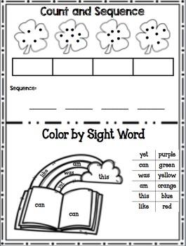 #HALFOFFHALFTIME Kindergarten NO PREP March Homework PROMOTING RESPONSIBILITY
