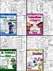 Kindergarten NO PREP Seasons and Holiday MEGA Bundle! (65% OFF SALE)