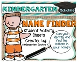 Kindergarten Name Finder