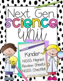Kindergarten Next Generation Science, Math & Literacy FREE