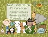 Kindergarten Next Generation Science Plants & Animals Complete Unit
