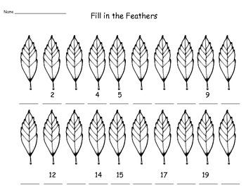 Kindergarten November Assessment