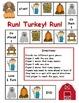 Kindergarten November Activities