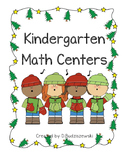 Kindergarten Number Bonds and Making Ten - Math Centers
