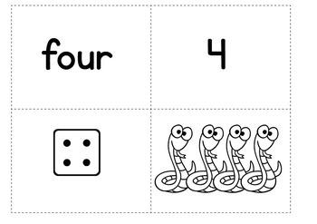 Number of the Week for Kindergarten