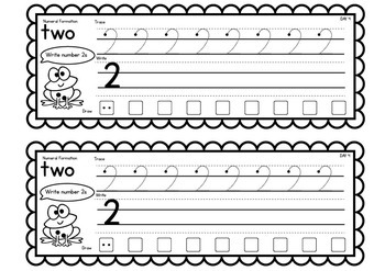 Number Activities for Kindergarten