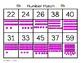 Kindergarten Number Match to 30 Game