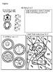Kindergarten Number Sense 1-10 NO PREP Worksheets