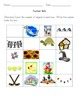 Kindergarten Number Skills Worksheets