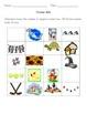 Kindergarten Number Skills Worksheets