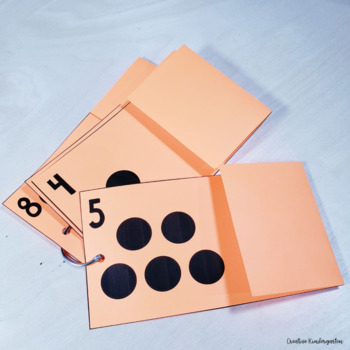 Kindergarten Number Talk: Composing and Decomposing Numbers 2 to 10