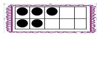 Kindergarten Number Talks Dots 0-20 (slideshow)