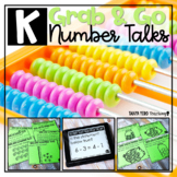 Kindergarten Number Talks MATH FLUENCY PROGRAM Distance Le