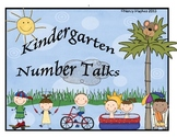 Kindergarten Number Talks