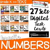 Kindergarten Numbers 0-20 Boom Cards Mega Bundle | Kinderg