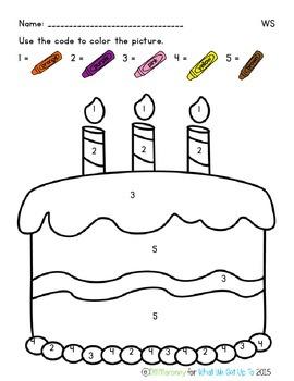 Kindergarten Numbers 1-10 Resource Set