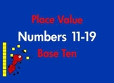 Kindergarten Numbers 11-19 Foundations For Place Value Com