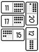 Kindergarten Numbers to 20 Math Centers