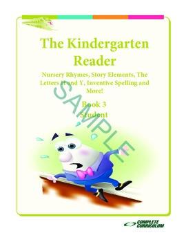 Kindergarten - Nursery Rhymes, Story Elements, H, Y, Spelling and More!