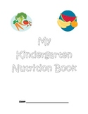Kindergarten Nutrition Book