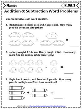 Kindergarten Oa Worksheets Operations \u0026 Algebraic Thinking Worksheets Pre- Kindergarten Worksheets Kindergarten Algebra Worksheets #2