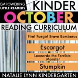 Kindergarten October Read Aloud Lessons & Activities | Empowering Little Readers