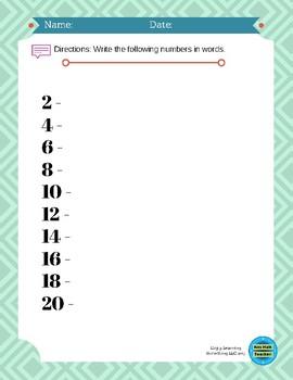 Kindergarten Operations and Algebraic Thinking