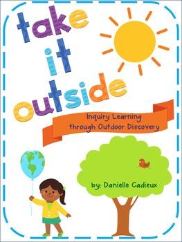 Kindergarten Outdoor Inquiry Learning