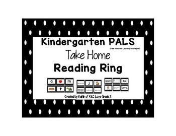 Kindergarten PALS Take Home Reading Ring