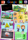 Kindergarten PDHPE Play It Safe - Safe Living PowerPoint and Unit of Work