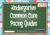 Common Core Planning Guide (Kindergarten)