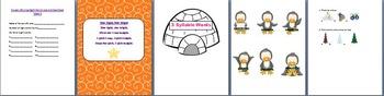 Kindergarten Pack #3 Bundled Monthly Themed 36 Literacy Centers CC Aligned B2S