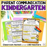 Parent Communication for Kindergarten