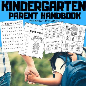 Kindergarten Parent Handbook