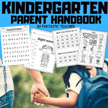 Kindergarten Parent Handbook