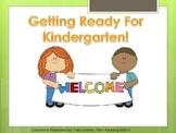 Kindergarten Parent Involvement Presentation