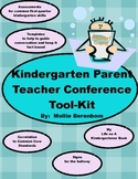 Kindergarten Parent Teacher Conference Tool Kit